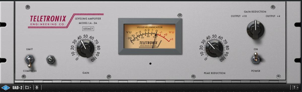 Teletronix la 2a
